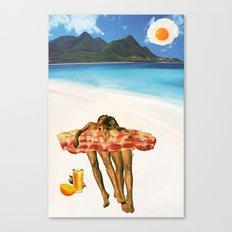 Unrequited Fantasies Canvas Print