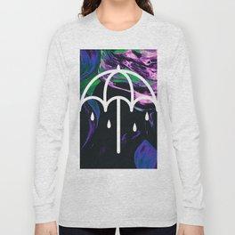 BMTH umbrella edit Long Sleeve T-shirt