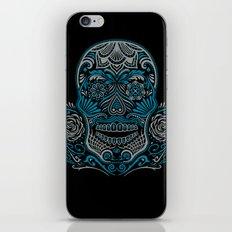 Magic Sugar Skull iPhone Skin