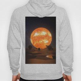 Solar System Art Hoody