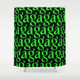 Feeling Gagaga Shower Curtain