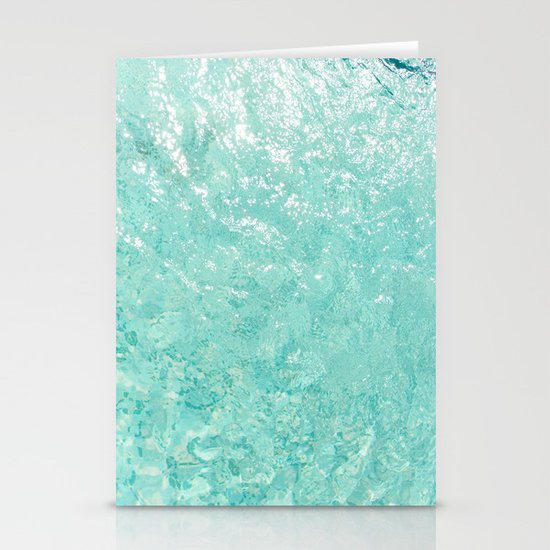 Pool Floor Stationery Cards