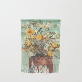 You Loved me a Thousand Summers ago Wall Hanging