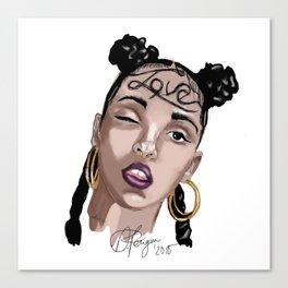 Love  Canvas Print