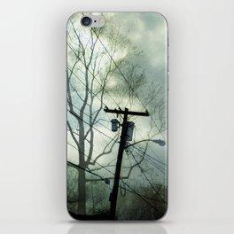 Landfall iPhone Skin