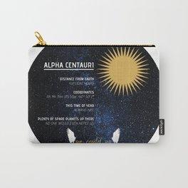 Alpha Centauri - Good Omens Fanart Carry-All Pouch