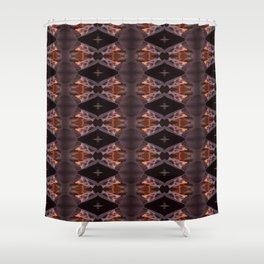 EarthAngles Shower Curtain