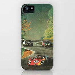 Gara in altezza iPhone Case