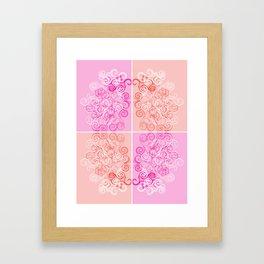 Swirl Framed Art Print