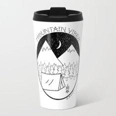 Mountain Vibes Travel Mug