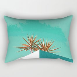 Teres plant #society6 Rectangular Pillow
