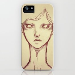 Alienated iPhone Case