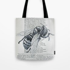 Honey, My Honeybee Tote Bag