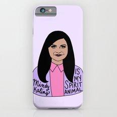 Mindy Kaling is my spirit animal Slim Case iPhone 6s