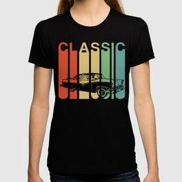 Classic Car American Automobile Vintage Car Gift T-shirt