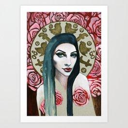 God is not dead test #2 Art Print