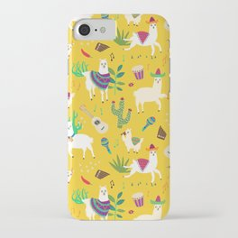 Alpacas & Maracas  iPhone Case