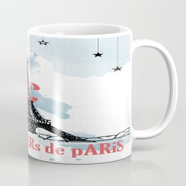 Bon baisers de paris Coffee Mug