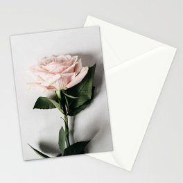 Minimalist Rose Stationery Cards