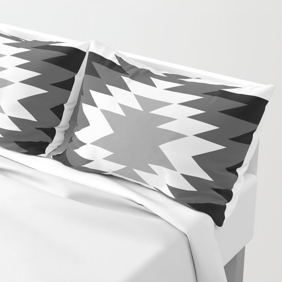 Aztec - black and white by aztec