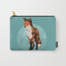 Ice Fox  Carry-All Pouch