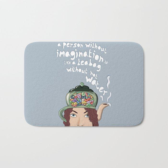 Imagination  Bath Mat