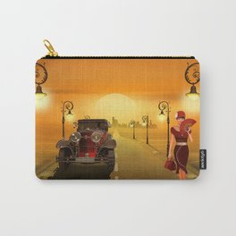 Nostalgia road Carry-All Pouch