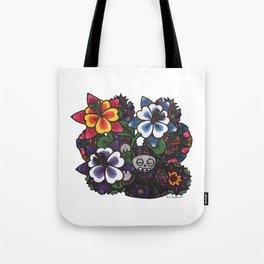 Fear & Trembling (Botanical Bliss) Tote Bag