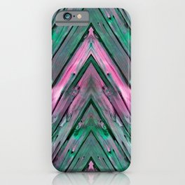 Knotty Plank Texture 3 iPhone Case