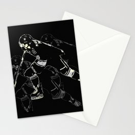 Hockey Mania Stationery Cards