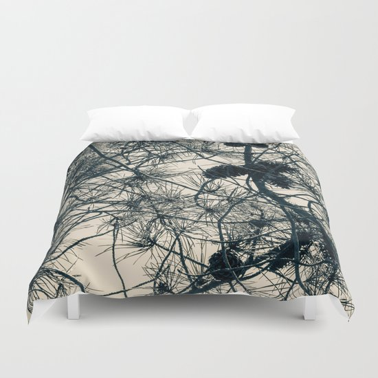 Pines & Branches Duvet Cover