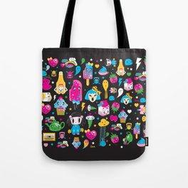 my kawaii world Tote Bag