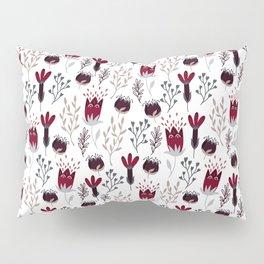 Winter Garden Pattern Pillow Sham