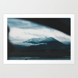 Chilliwack Art Print