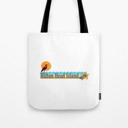 Hilton Head Island - South Carolina. Tote Bag