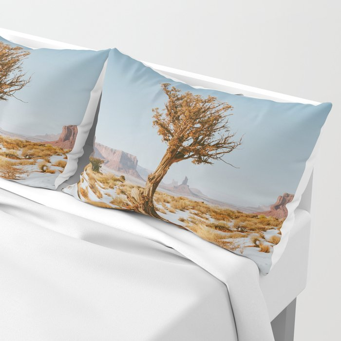Monument Valley Juniper Pillow Sham