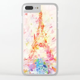 WORLD HERITAGE ART Clear iPhone Case