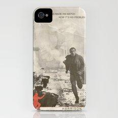 Blade Runner Slim Case iPhone (4, 4s)