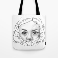 Through a Child's Eyes Tote Bag