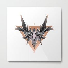 TRI:angle Metal Print