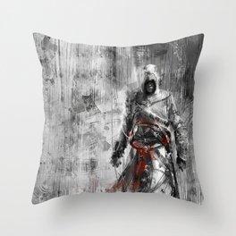Altaïr Throw Pillow