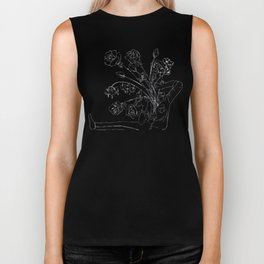 Pick Your Brain Biker Tank