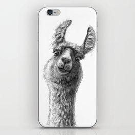 Cute Llama G135 iPhone Skin