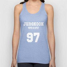 BTS - Jungkook Jersey Unisex Tank Top