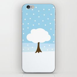 Winter -Extended edition iPhone Skin