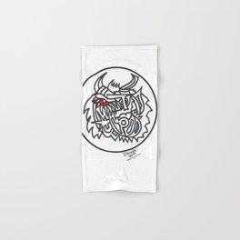 Bullfighter Hand & Bath Towel