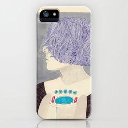 Wet Hair iPhone Case