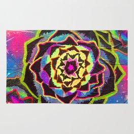 Organic Mandala Rug