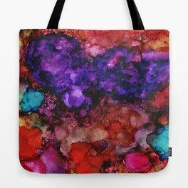 Nebula Dreams Tote Bag