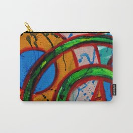 Composition #20A by Michael Moffa Carry-All Pouch